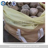 China Big Production Ability Cheap Garden Pebble Pave Stone
