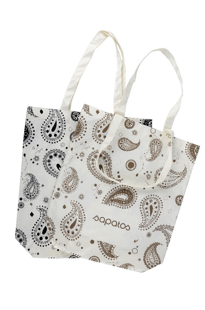 Shopping eco tote cotton bag for wholesale