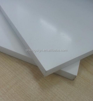 rigid surface extrude PVC foam board 5mm