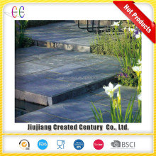 Outdoor slate stepping stones,lows natural slate flooring