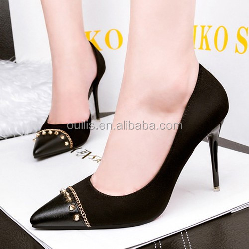 office shoes newest designs high quality shoes 2017 PJS4365