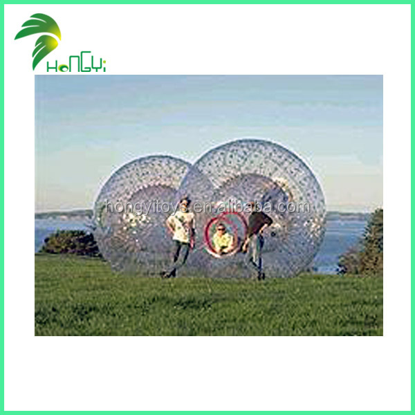 Guangzhou Toy Manufacturing Cheap Used Zorb Ball For Sale