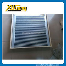 aluminum hydraulic oil cooler for sumitomo SH160A1
