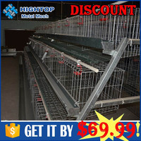 2015 China new chicken cage for broiler and day old chicks