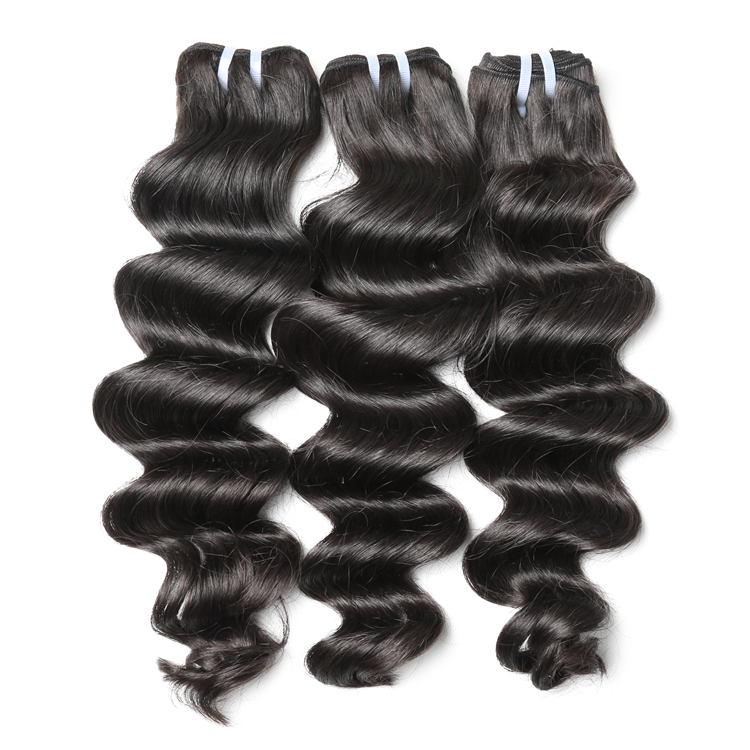 XBL hair fashionable wholesale Brazilian human hair fresh full cuticle Brazilian virgin hair
