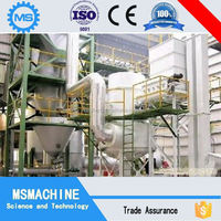 professional service long term guarantee automatic plaster of paris calcining machinery for hot sale