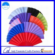 Plastic Gift Item Hand Fan Fancy Plastic Products