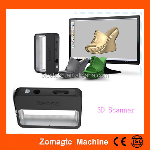 Handheld Portable 3D Scanner, Cheap human body laser 3D scanner