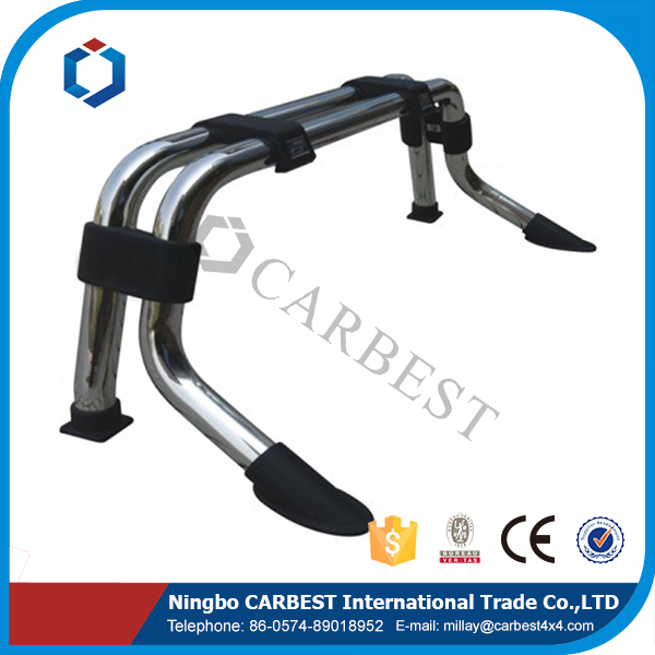High Quality S/S Roll Bar Roll bfor Pick Up Toyota Hilux Vigo 2012