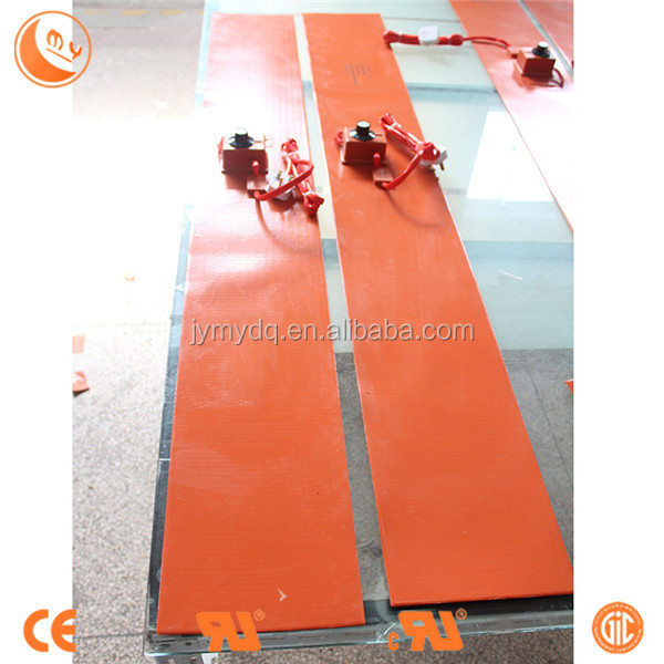 manufacturer and sales direct factory customizing silicone rubber flexible thermal conductive controller pad