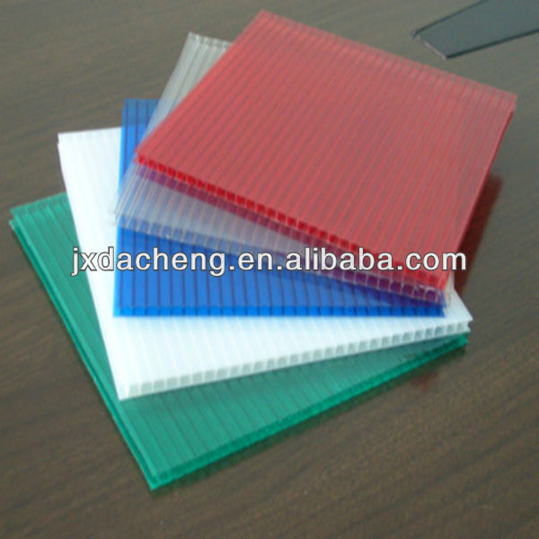 100% New Raw Material Corrugated Plastic