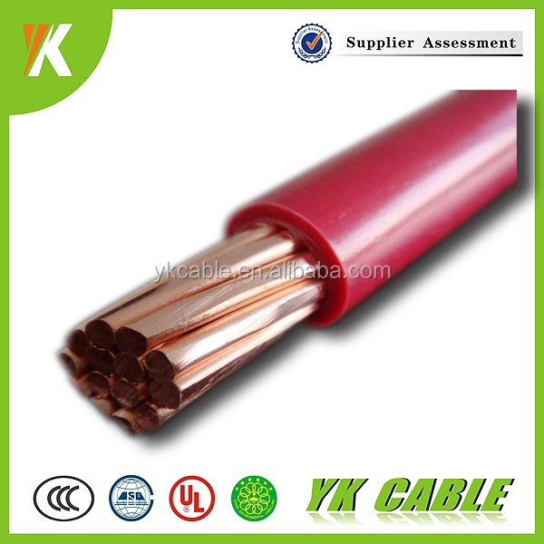THW TW THWN THHN Electrical Copper Wire
