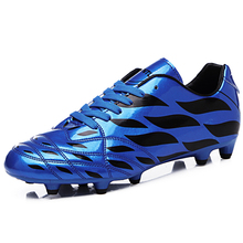 Hot selling football shoes soccer boots,fashion men's soccer shoes for sale from china factory