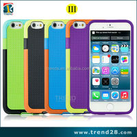 latest hot sale tpu pc mobile phone case cover for iphone 6 6s