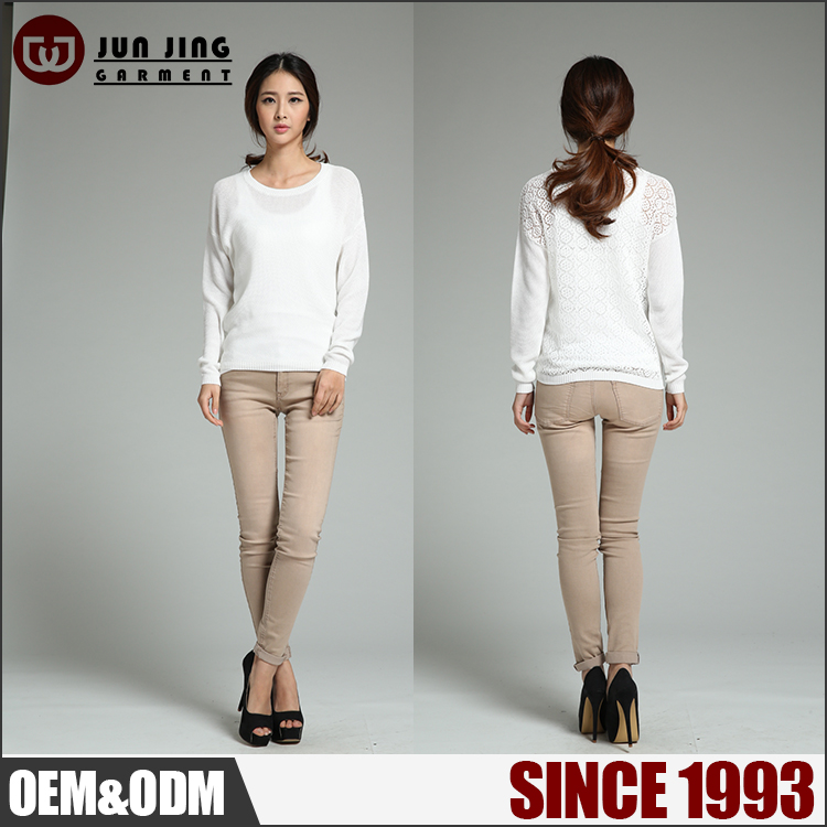 Selling cheap custom women sweater outwear in women's sweaters