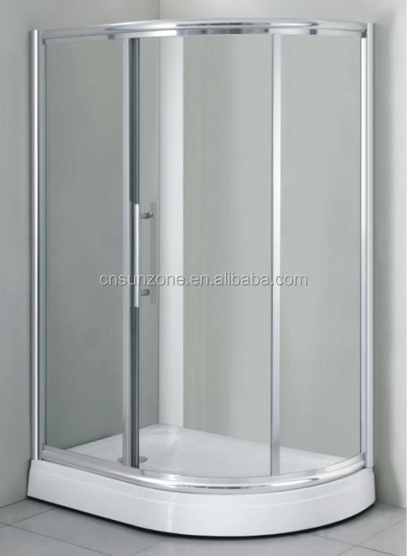 Shower door sex
