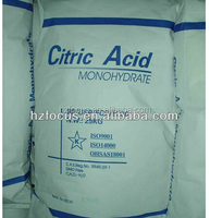 Factory Supply Citric Acid Monohydrate mesh8-100 BP98