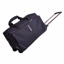18.5 Inch waterproof rolling tote bag garment duffle bag travel house luggage