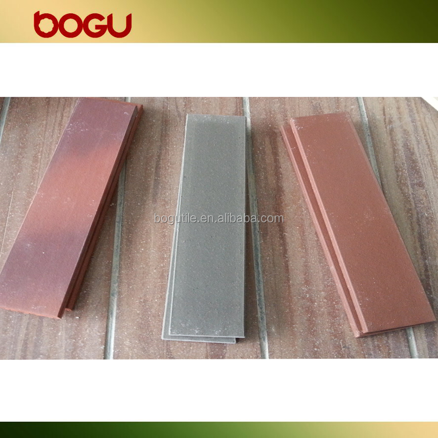Clinker facade smooth face brick 70x300mm