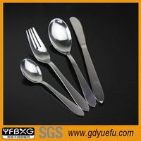 New style stainless steel dinner set for japanese chef knife