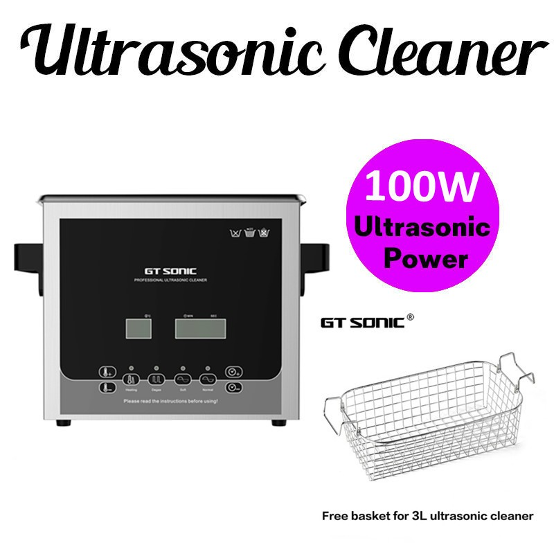 GT SONIC-D3 Laboratory hardware ultrasonic cleaning tank