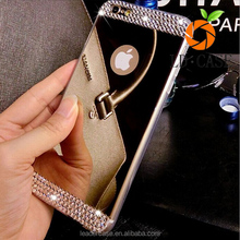 Luxury Bling Diamond Soft tpu mobile phone cover for Iphone6 case for apple iphone 6 4.7/ Plus 5.5 / iphone5/5s