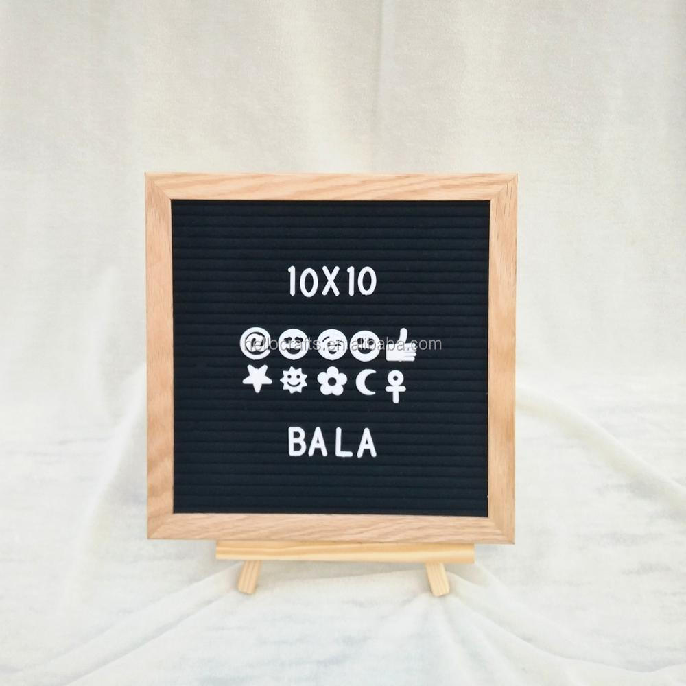 Letterboard with changeable letter with 340characters gift