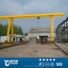 portable mobile gantry crane manufacturer/mini gantry crane price