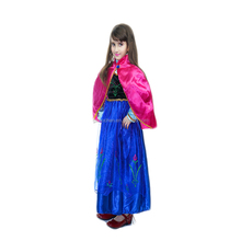 fancy dress costume ideas frozen princess anna costume cosplay for adult