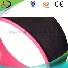 New Coming Muscle Relaxed TPE Dharma Yoga Wheel , yoga tube roller