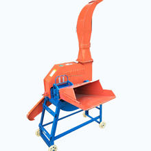 1T silage chaff cutter chopper for maize straw