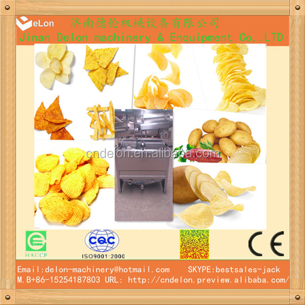 fresh french fries potato machine