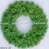 balsam christmas wreaths