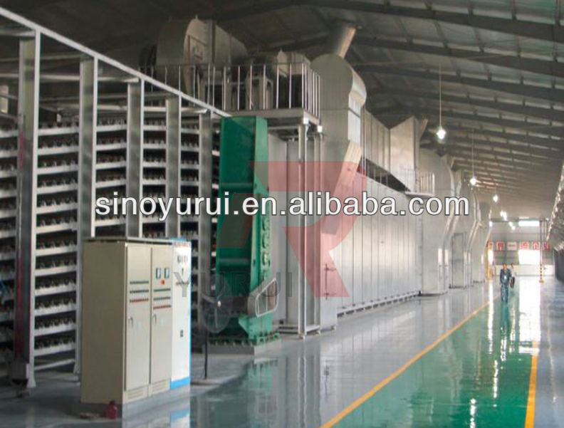 drywall gypsum board production line