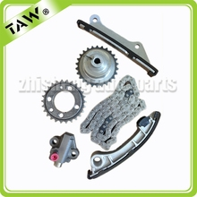 For Patrol 3.0 TDI 16V ZD30DDTI ZD30 ENGINE Full Timing Chain kit with GEARS