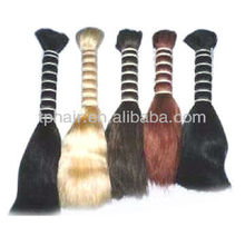 Wholesale Cheap Indian Non Remy Double Drawn Hair