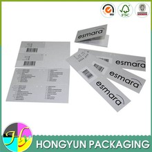 China wholesale cheap paper remote control sticker