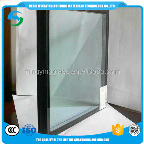 Auto clear float glass laminated glass