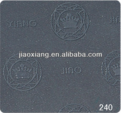 240 Odorless Rubber Sheet for Shoes Products