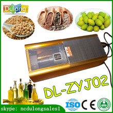 Factory directly produced cold mini flax seed cold oil press machine
