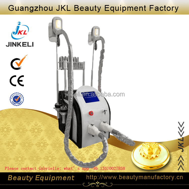 hot-selling portable criolipolisis machines cryolipolysis with lipo laser