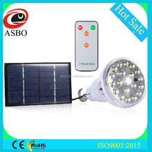 Excellent Quality Solar Power 12v led bulb e2