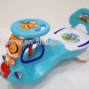 China manufacture new PP children ride on plasma car / kids twist car / baby swing car