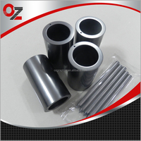High density synthetic graphite crucible for sale