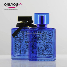 Hot Sale Sexy Blue Mens Perfume & Fragrance, 100ml