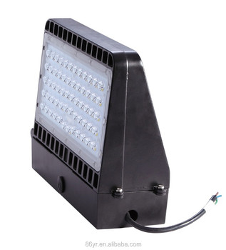 Etl Dlc Full Cutoff Cree Led Wallpack 24w 48w 80w 100w