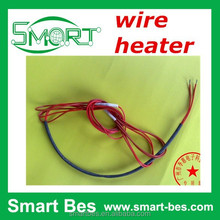 Smart bes High temperature resistant electric heater wire hot wire silicone fever quad 48V 29W/36V 16W wire heater