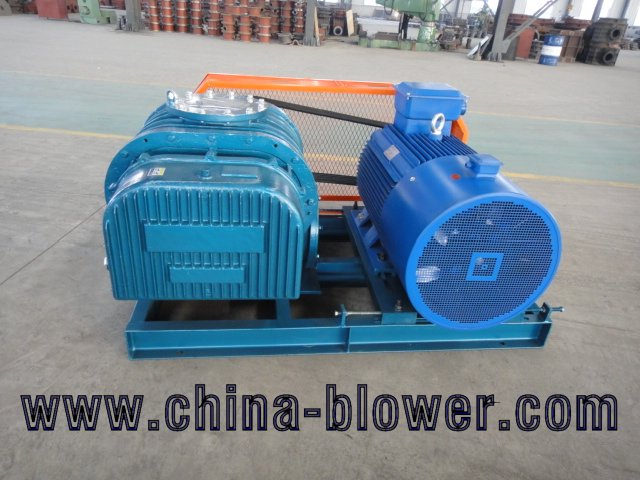 three impellers blower machine for swimming pool