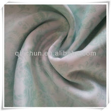65% cotton 35% polyester dull T/C satin printing fabric with one napping side for clothing, like nightdress, nightgown