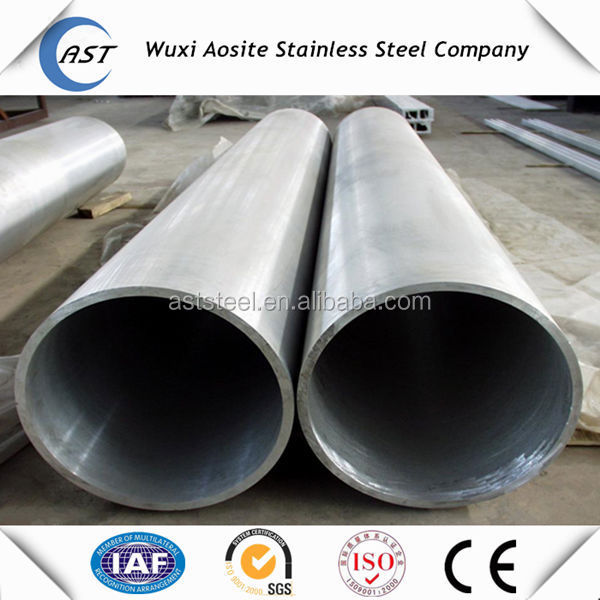 201 304 stainless steel pipe best price welded pipe price (ISO Certified factory direct price )